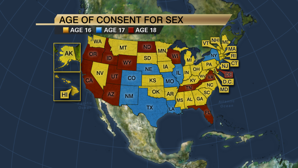 What is the legal age to have sex in illinois